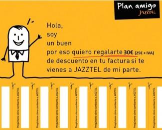 Plan Amigo Jazztel