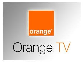 Smart TV Orange