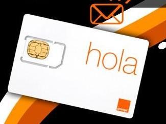 tarjeta Prepago Orange