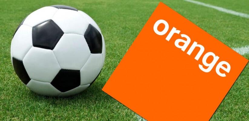 Orange fútbol