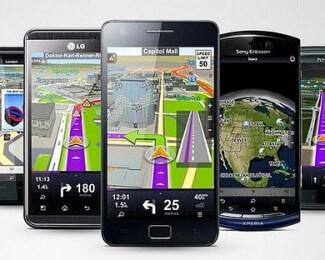 Aplicaciones GPS