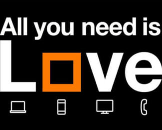 love-orange